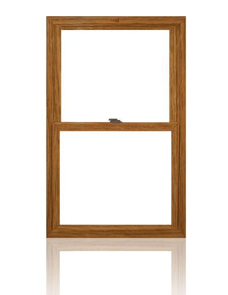 The Powerweld Double Hung Window