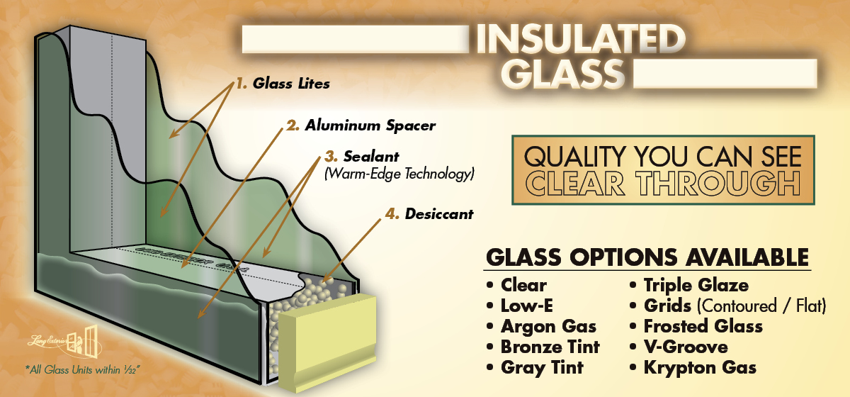 Lang Exterior Sells Insulated Glass Units