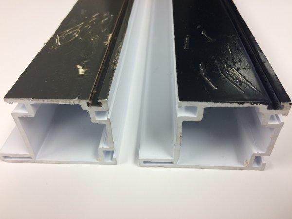 Black Vinyl Windows Lang Exterior Windows And Patio Doors